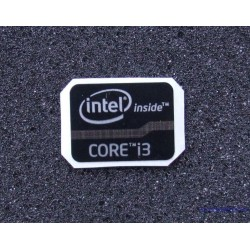 Intel Inside Core i3 black edition 21x16mm [065]