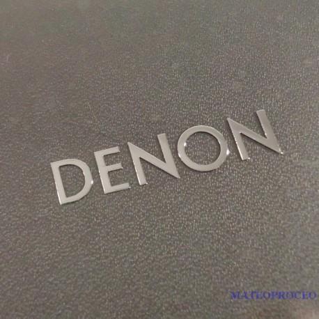 Denon Label Sticker [444]