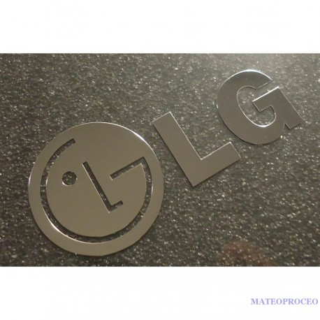 LG Label Sticker [122d]