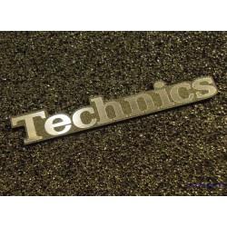Technics Logo 30 x 5 mm [402e]