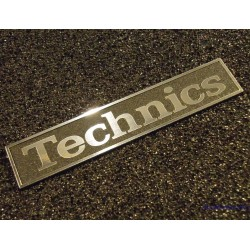 Technics Logo 34 x 6 mm [402c]