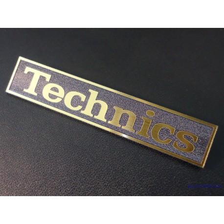 Technics Logo 68 x 13 mm [402f]