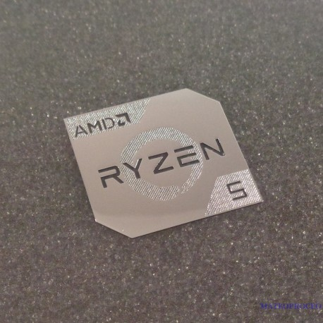 AMD RYZEN 5 Cpu PC Logo [450b]