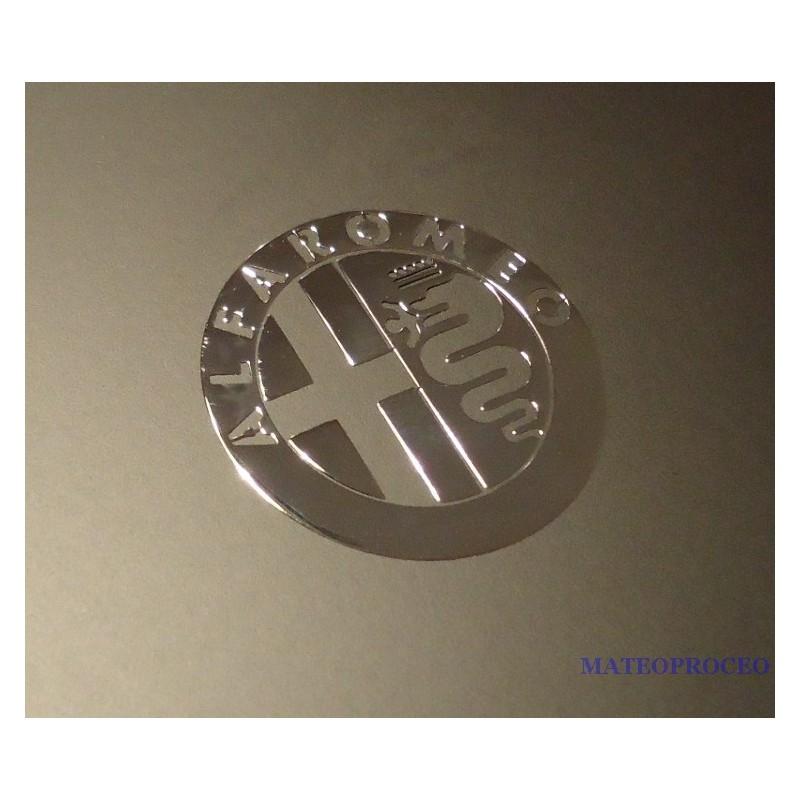 alfa romeo label aufkleber sticker badge logo. Black Bedroom Furniture Sets. Home Design Ideas