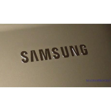 Samsung label aufkleber sticker badge logo 32mm x 6mm 076