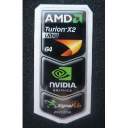 AMD Turion x2 Ultra 64 18x64mm [010]