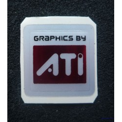 Graphics by ATI 15x15mm [014]
