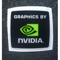 Graphics by nVidia 18x18mm [023]