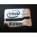 INTEL XEON Label / Aufkleber / Sticker / Badge / Logo 21mm x 16mm [062]