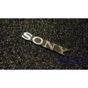 Sony Logo Emblem Badge adhesive 30 x 5 mm [061]