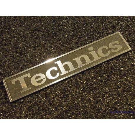 Technics Logo 34 x 6 mm [402c]