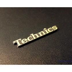 Technics Logo 30 x 5 mm [402j]