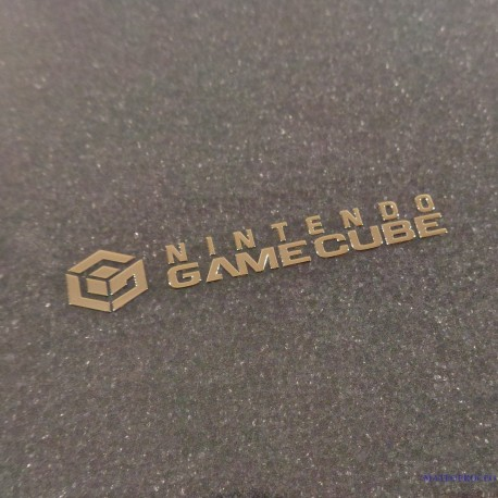 GameCube GOLD metallic [163c]