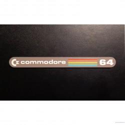 Commodore C64 Color Badge