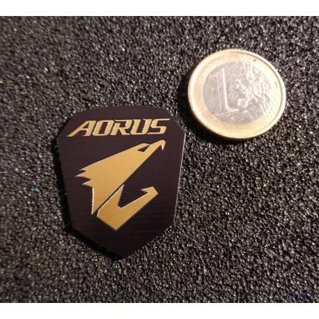 Gigabyte Aorus Gaming Label [462b]