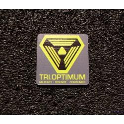 TriOptimum Corporation System Shock Badge Logo [476]