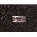 Cretive Sound Blaster Retro PC Logo Label Decal Case Sticker Badge [477]
