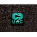 Doom UAC Retro PC Logo Label Decal Case Sticker Badge [478d]