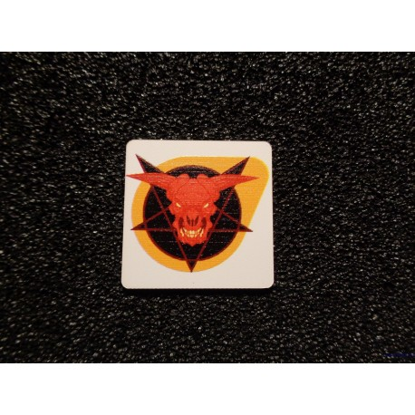 Doom Retro PC Logo Label Sticker Badge [478c]