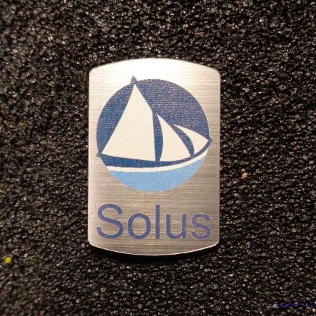 Solus Linux Logo Label Decal Case Sticker Badge [490]