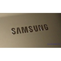 SAMSUNG Label / Aufkleber / Sticker / Badge / Logo 60mm x 8mm [077]