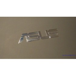 ASUS Label / Aufkleber / Sticker / Badge / Logo 30mm x 6mm [079]