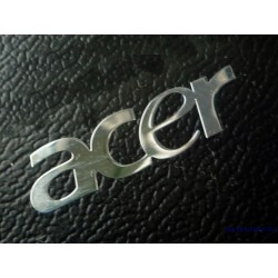 ACER Label / Aufkleber / Sticker / Badge / Logo 21mm x 6mm [080]