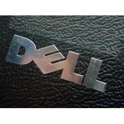DELL Label / Aufkleber / Sticker / Badge / Logo 22mm x 5mm [083]